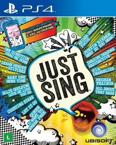 Just Sing PS4  - Place Games