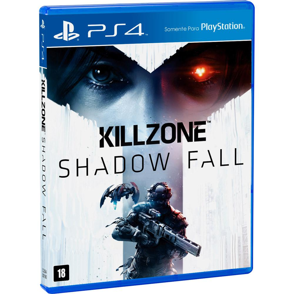 Killzone Shadowfall Playstation 4 Original Usado  - Place Games