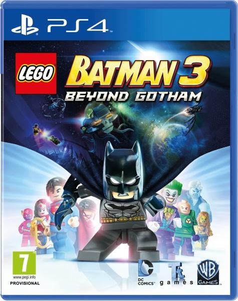 Lego Batman 3 - Beyond Gotham Playstation 4 Original Usado  - Place Games