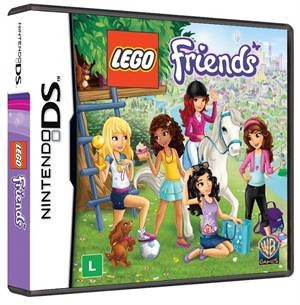 Lego Friends Nintendo DS Original Lacrado  - Place Games