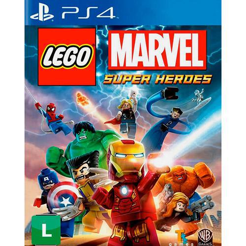 Lego Marvel Super Heroes Playstation 4 Original Usado  - Place Games