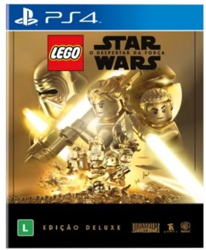 Lego Star Wars The Force Awekening Playstation 4 Original Lacrado  - Place Games