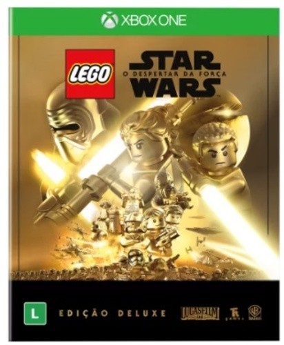 Lego Star Wars The Force Awekening Xbox One Original Lacrado  - Place Games