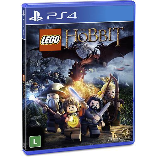 Lego the Hobbit Playstation 4 Original Usado  - Place Games