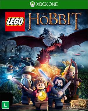 Lego the Hobbit Xbox One Original Usado  - Place Games