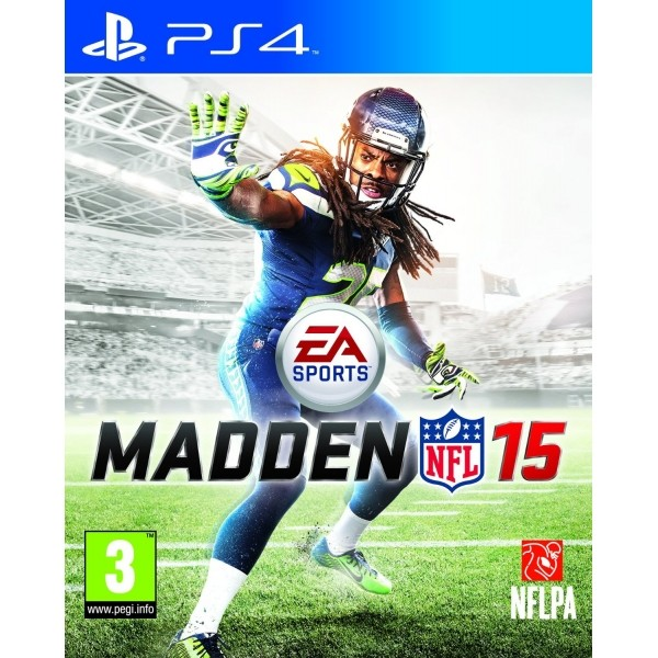 Madden NFL 15 Playstation 4 Original Usado  - Place Games