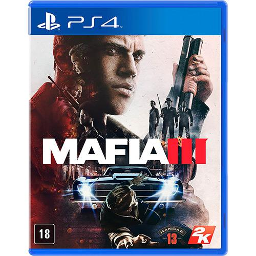 Mafia III Playstation 4 Original Usado  - Place Games