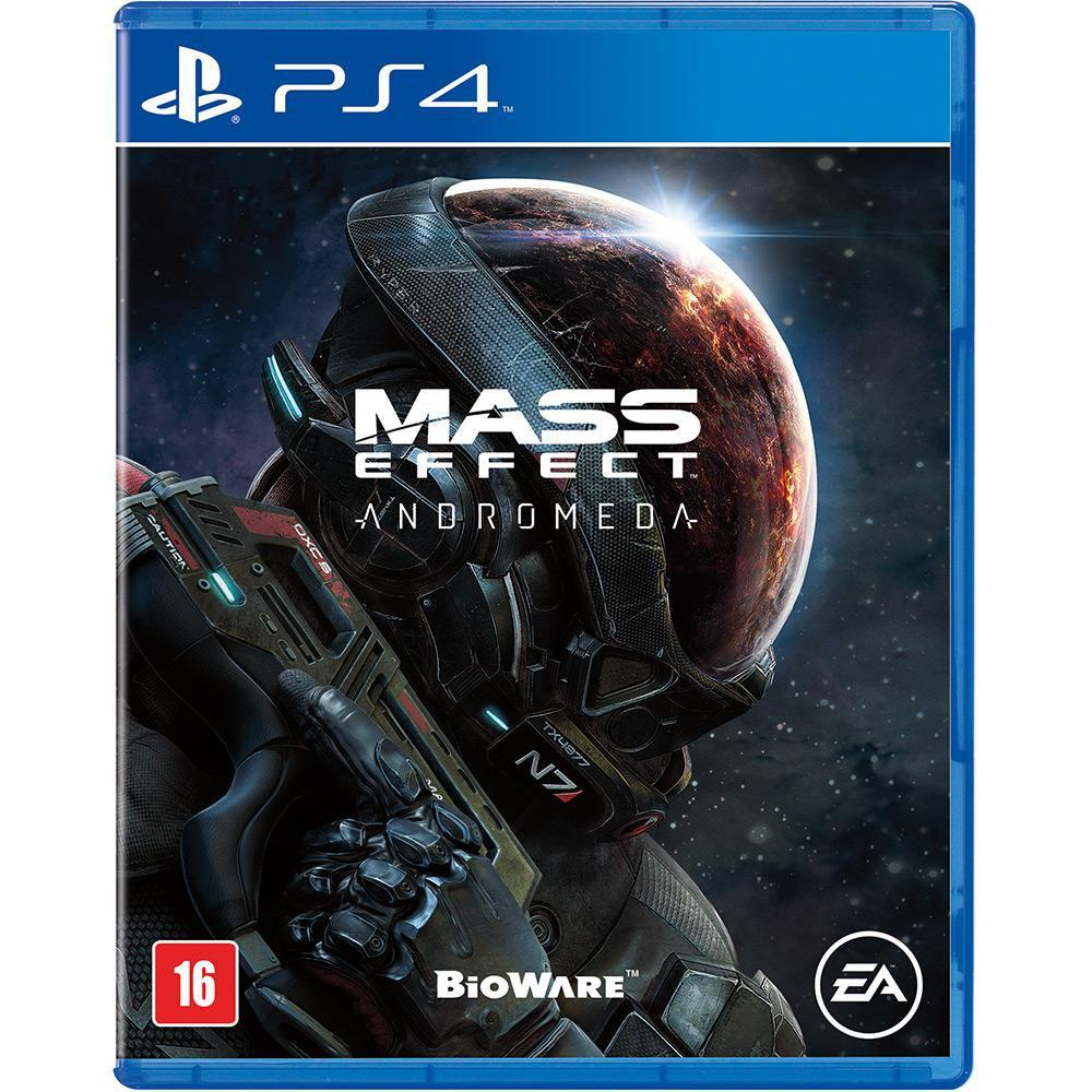 Mass Effect Andromeda Playstation 4 Original Usado  - Place Games