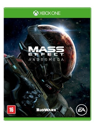 Mass Effect Andromeda Xbox One Original Lacrado  - Place Games