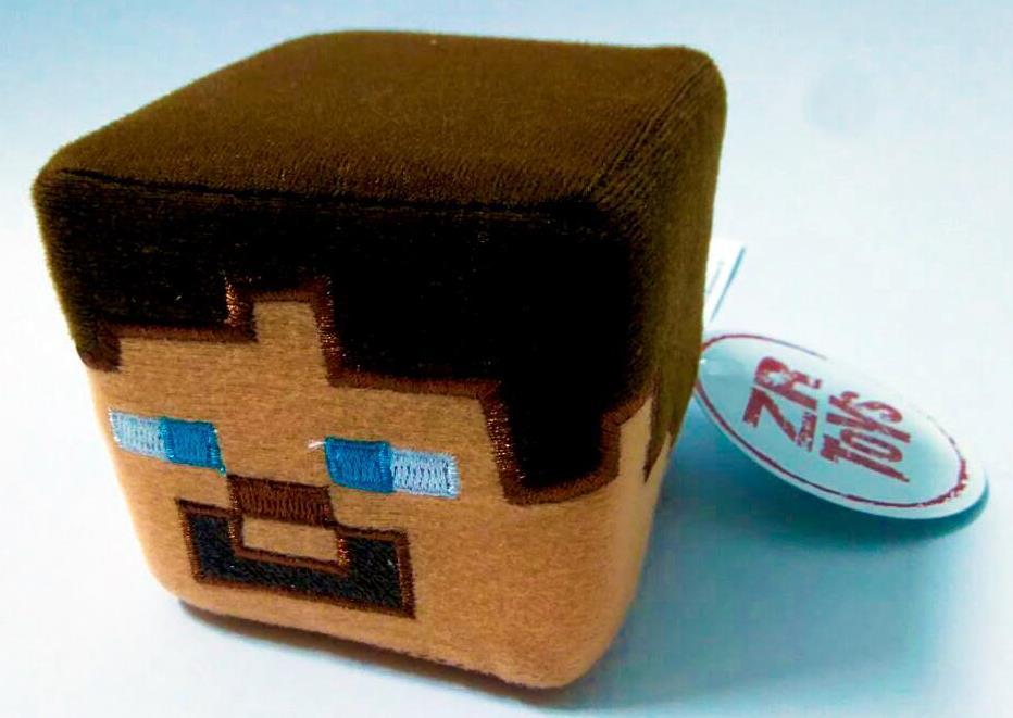 Minecraft Chaveiro do Jogo Steve C2061  - Place Games