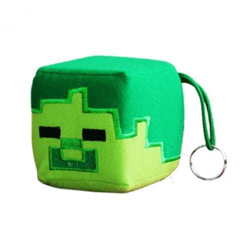 Minecraft Chaveiro do Jogo Zombie C2081  - Place Games