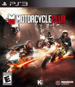 Motorcycle clube Playstation 3 Original Lacrado  - Place Games