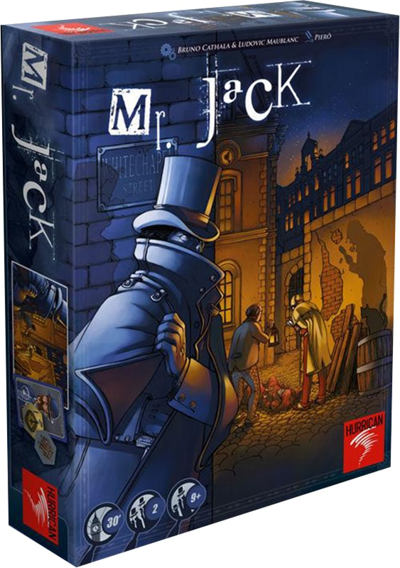 Mr. Jack Galapagos MRJ001  - Place Games