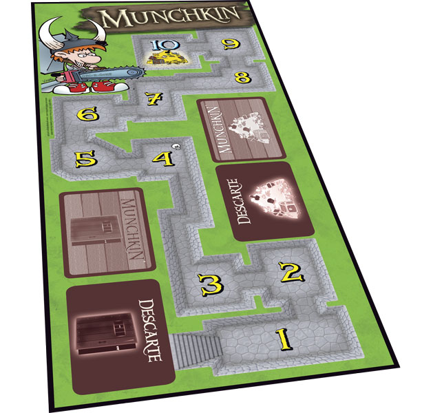 Munchkin Tabuleiro de Níveis MUN100  - Place Games