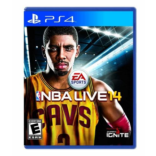 NBA Live 14 Playstation 4 Original Usado  - Place Games