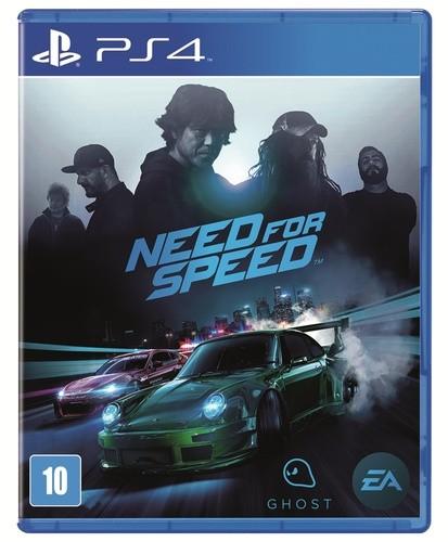 Need fo Speed Playstation 4 Original Usado  - Place Games