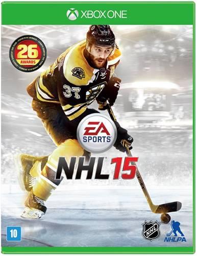 NHL 2015 Xbox One Original Usado  - Place Games
