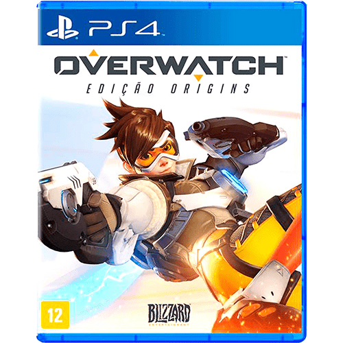 Overwatch: Game of the year Edition Playstation 4 Original Usado  - Place Games