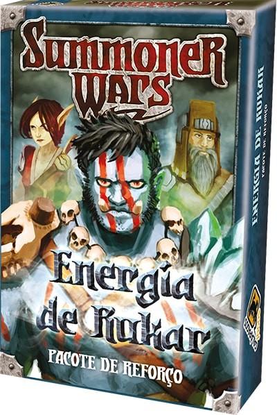 Summoner Wars Pacote de Reforços Energia de Rukar Galapagos SUM202  - Place Games