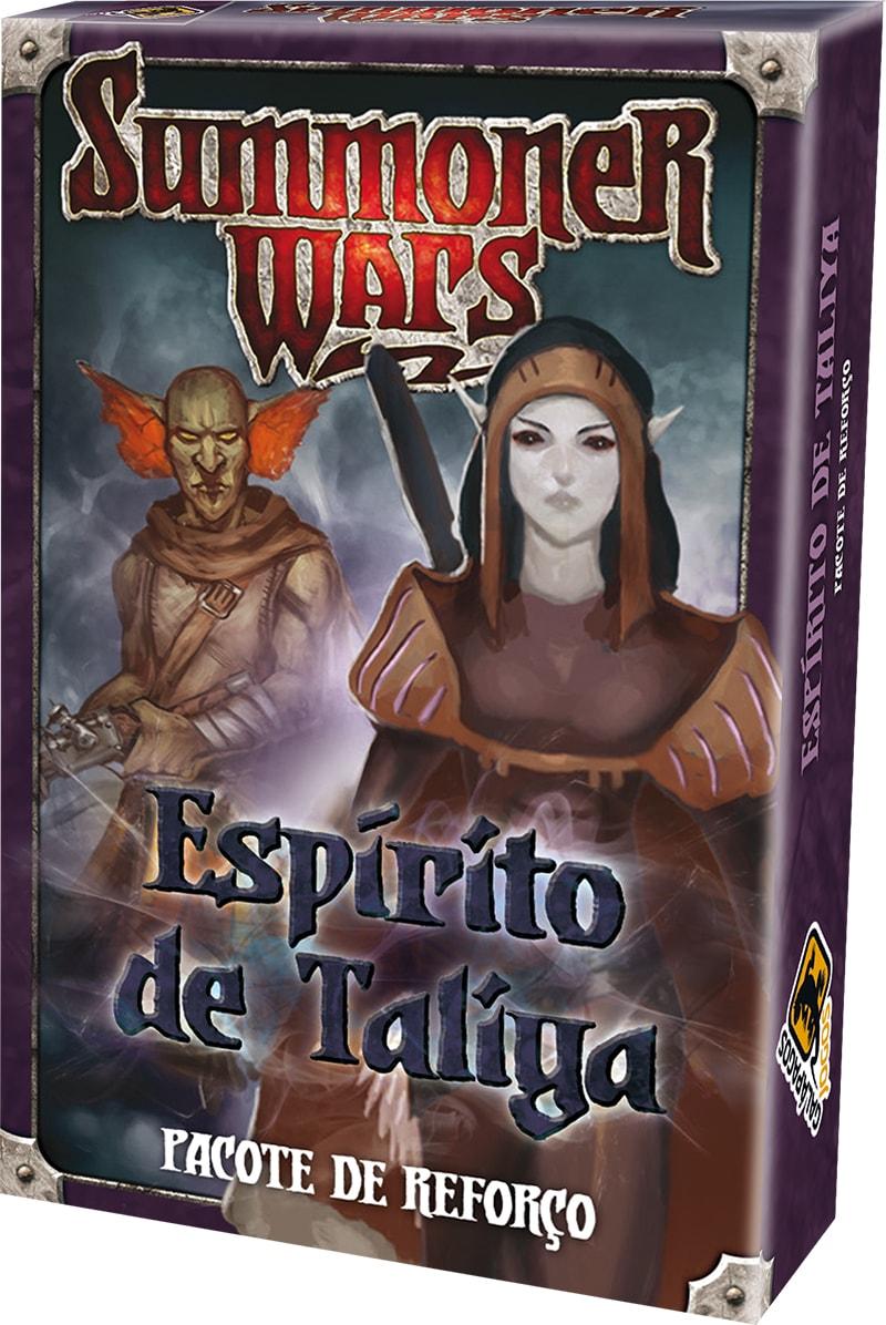 Summoner Wars Pacote de Reforços Espirito de Taliya Galapagos SUM206  - Place Games