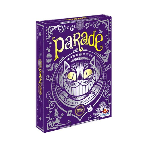 Parade Fire on Board  - Place Games