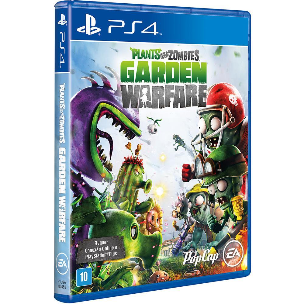 Plants vs Zombies - Garden Warfare Playstation 4 Original Usado  - Place Games