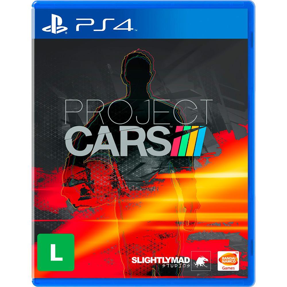 Project Cars Playstation 4 Original Usado  - Place Games