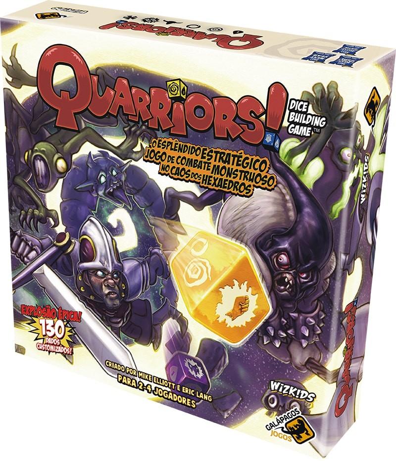 Quarriors Galapagos QUA001  - Place Games