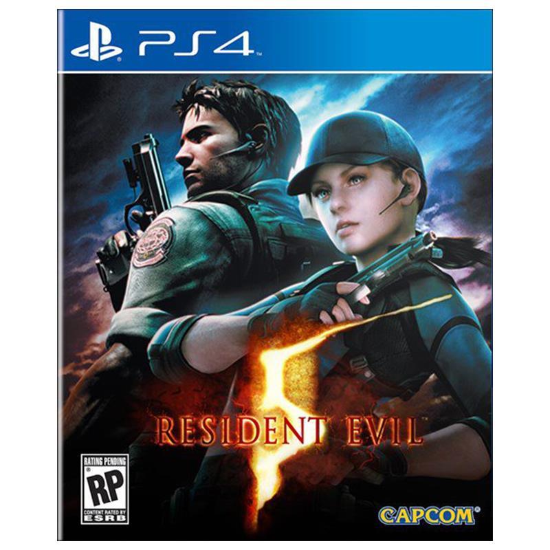 Resident Evil 5 Playstation 4 Original Usado  - Place Games