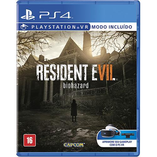 Resident Evil 7 Modo VR incluido Playstation 4 Original Usado  - Place Games