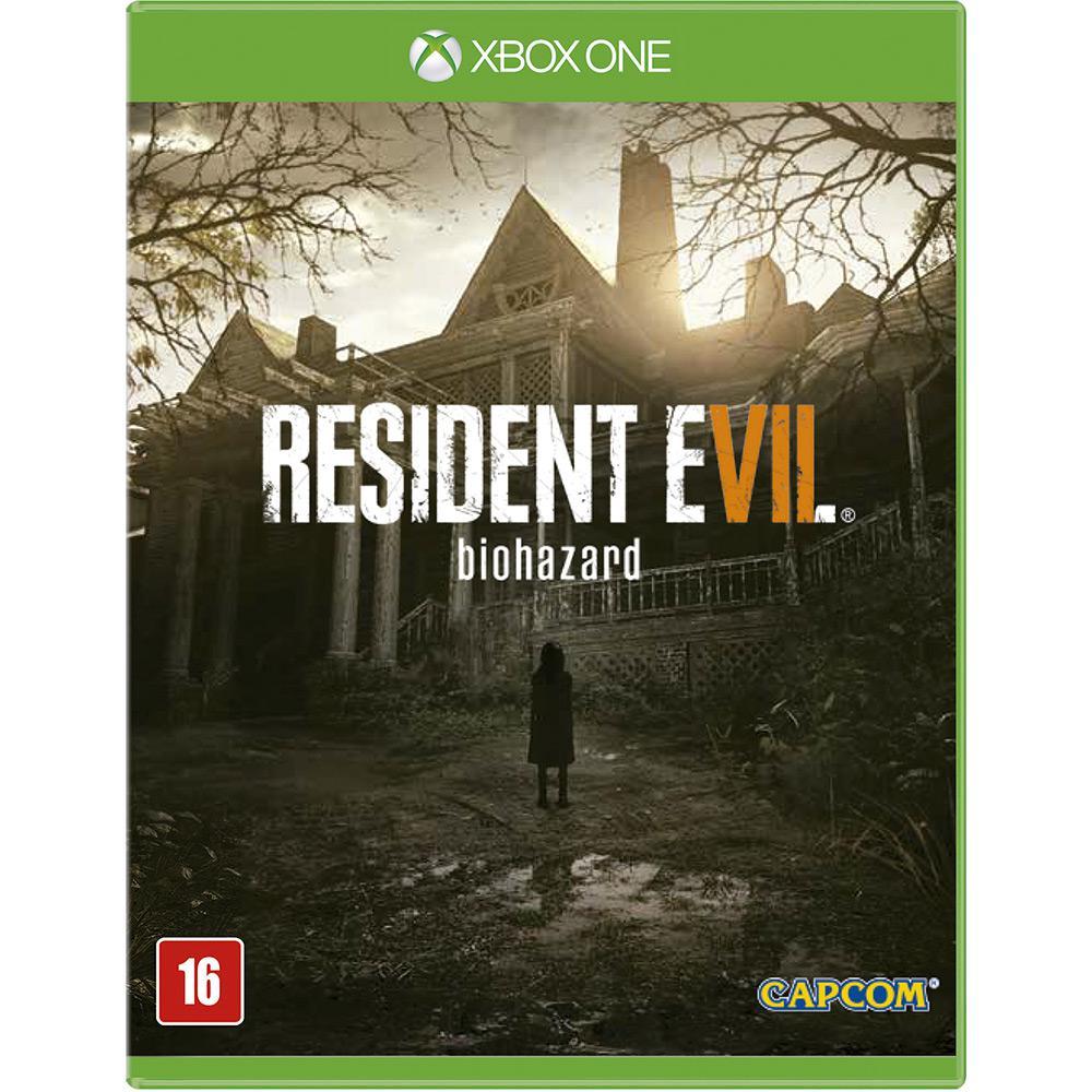 Resident Evil 7 Xbox One Original Lacrado  - Place Games