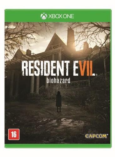 Resident Evil 7 Xbox One Original Usado  - Place Games