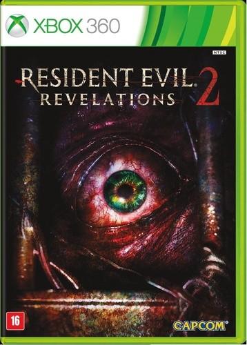 Resident Evil Revelations 2 Xbox 360 Lacrado  - Place Games