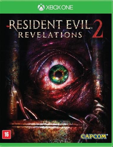 Resident Evil Revelations 2 Xbox One Original Lacrado  - Place Games