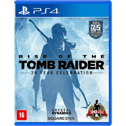 Rise of the Tomb Raider Playstation 4 Original Usado  - Place Games