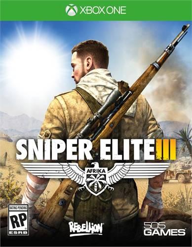 Sniper Elite 3 Xbox One Original Lacrado  - Place Games