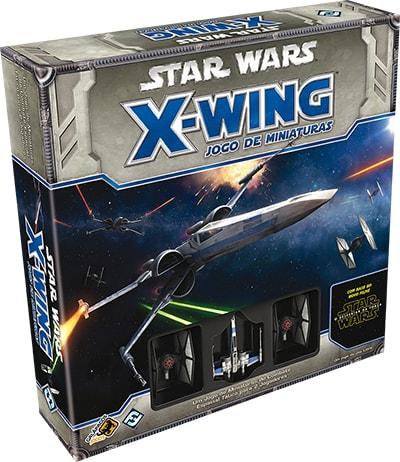 Star Wars X Wing Jogo Base O despertar da Força Galapagos SWX036  - Place Games
