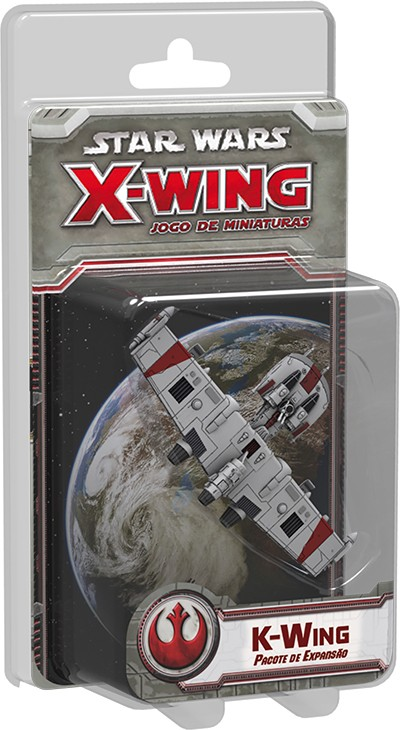 Star Wars X Wing K-Wing Galapagos SWX033  - Place Games