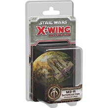 Star Wars X Wing M3-A Interceptor Galapagos SWX026  - Place Games