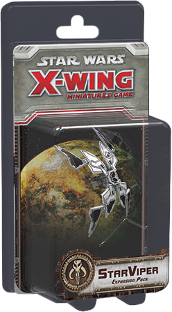 Star Wars X Wing Star Viper Galapagos SWX025  - Place Games