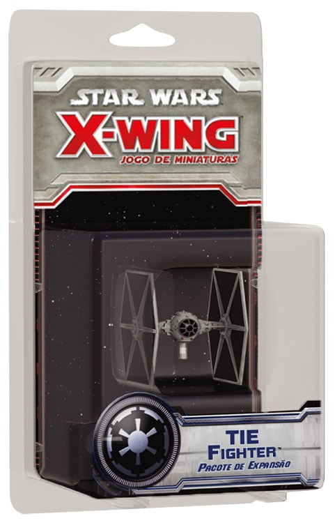 Star Wars X Wing TIE Fighter Galapagos SWX003  - Place Games