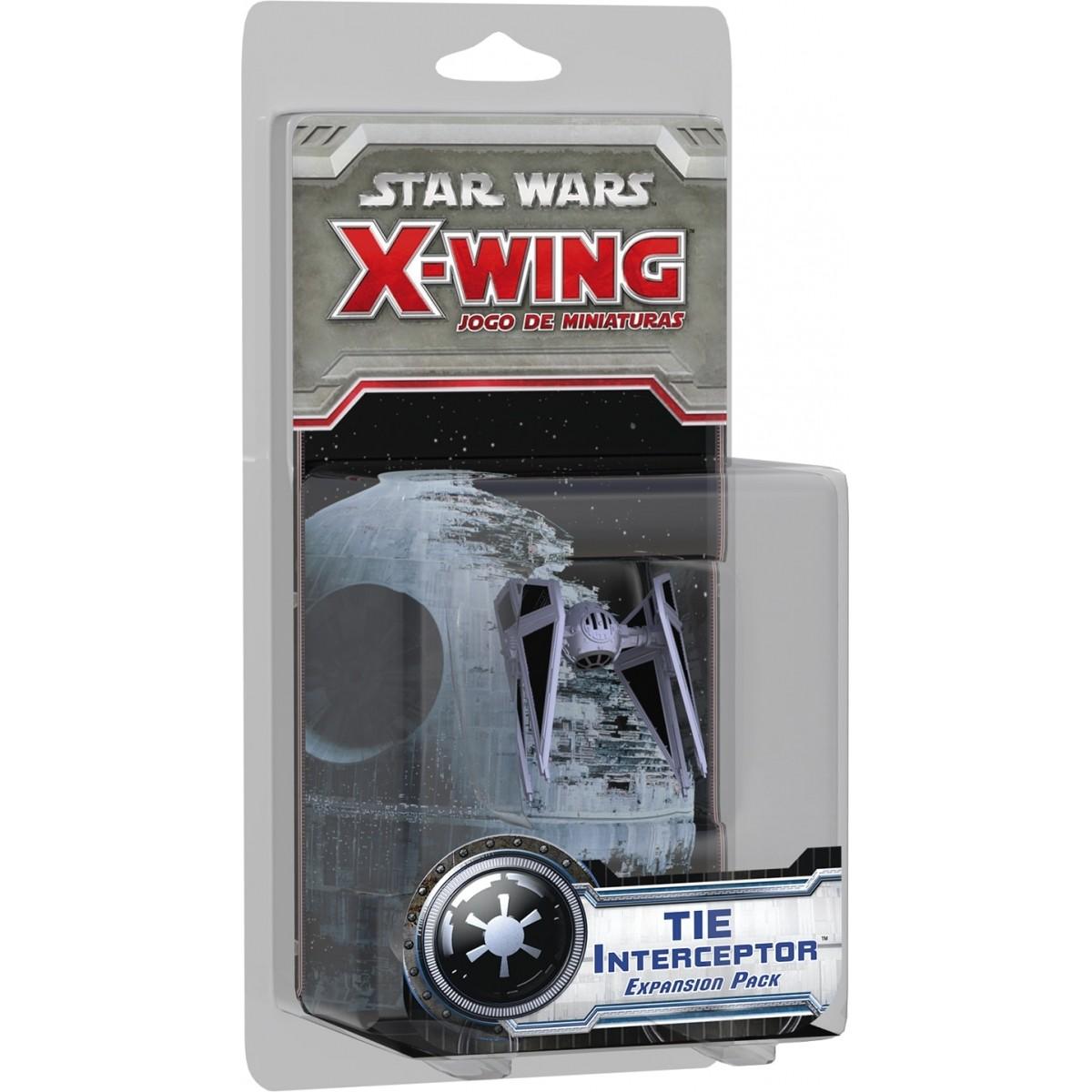 Star Wars X Wing TIE Interceptor Galapagos SWX009  - Place Games