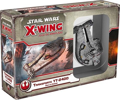 Star Wars X Wing Transporte YT-2400 Galapagos SWX023  - Place Games