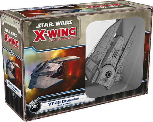 Star Wars X Wing VT-49 Decimator Galapagos SWX024  - Place Games