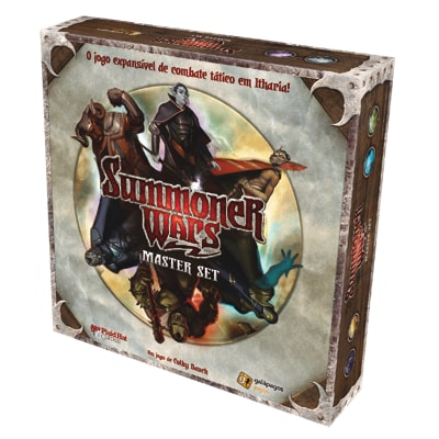 Summoner Wars Master Set Galapagos SUM101  - Place Games