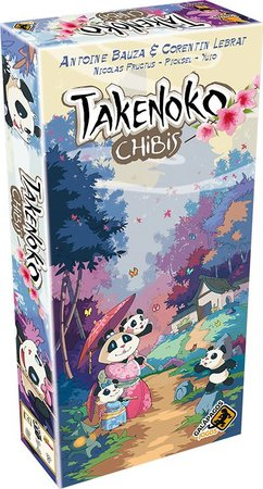 Takenoko Chibis Galapagos TAK002  - Place Games