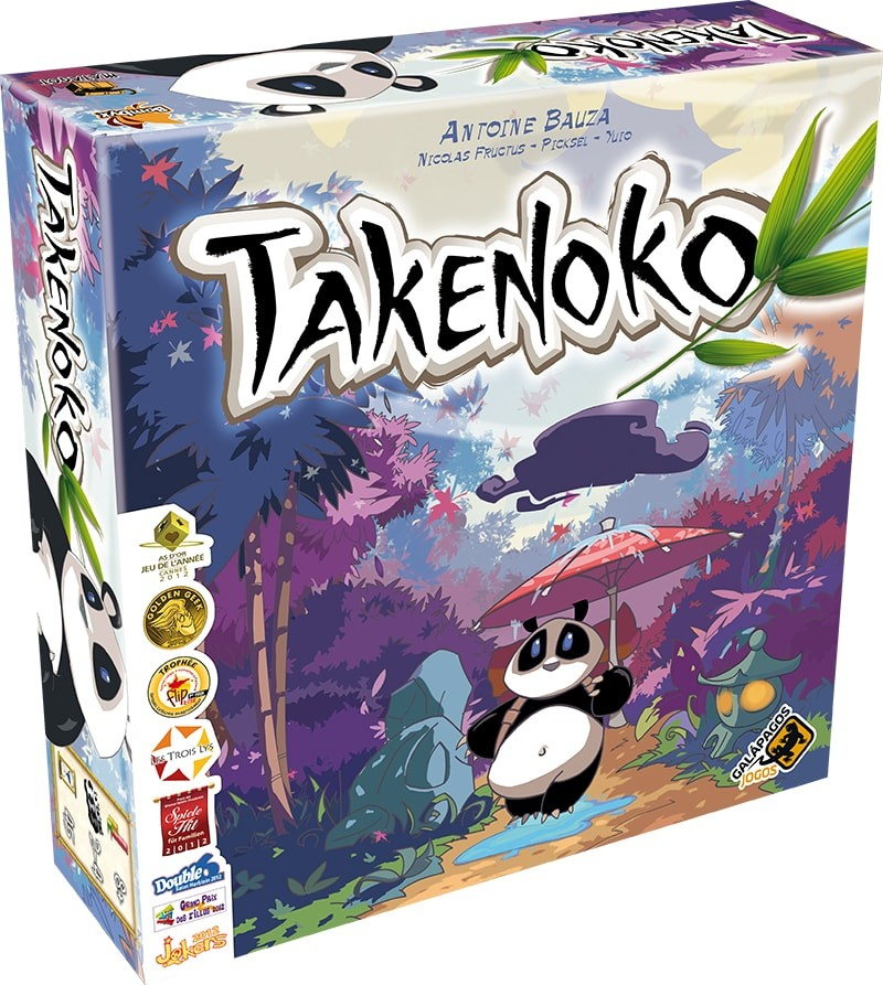 Takenoko Galapagos TAK001  - Place Games