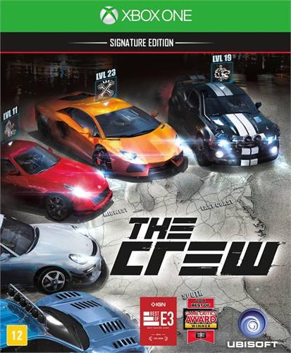 The Crew Xbox One Original Usado  - Place Games