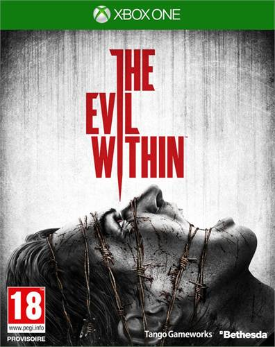 The Evil Within Xbox One Original Usado  - Place Games