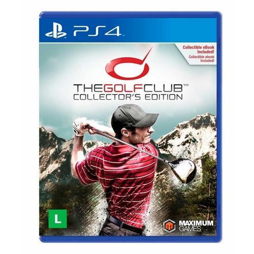 The Golf Club - Collectors Edition Playstation 4 Original Usado  - Place Games